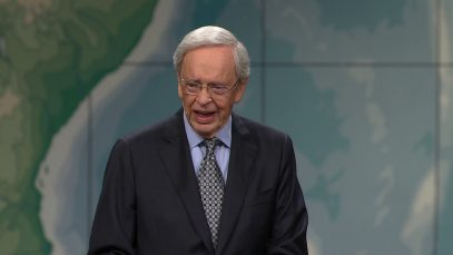 The Prayer Life of Jesus – Dr. Charles Stanley